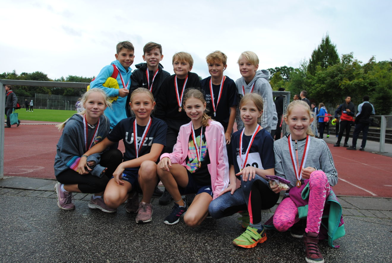 Wieder große Erfolge bei den regionalen Staffelmeisterschaften