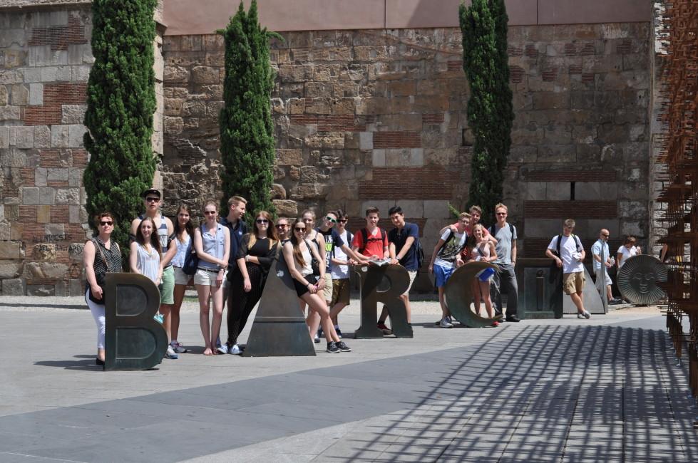 Geoprofil 2014 Barcelona