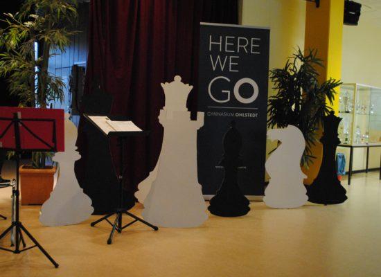GO als 'Deutsche Schachschule' ausgezeichnet!