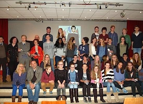 20 Jahre Frankreich-Austausch am Gymnasium Ohlstedt