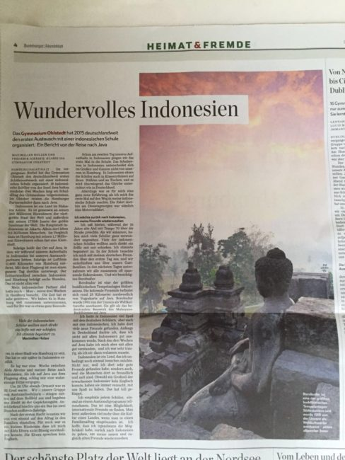 HA - Wundervolles Indonesien