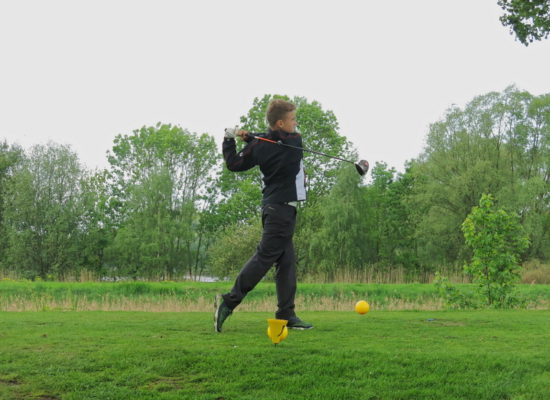 Golfturnier: Sieg in der Qualifikation!