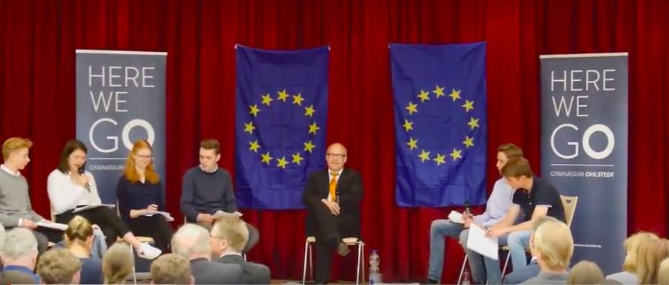 Impressionen vom Europatag 2018