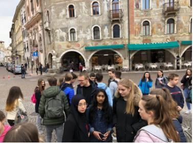 BELLA ITALIA - Hamburg - Trento und zurück!