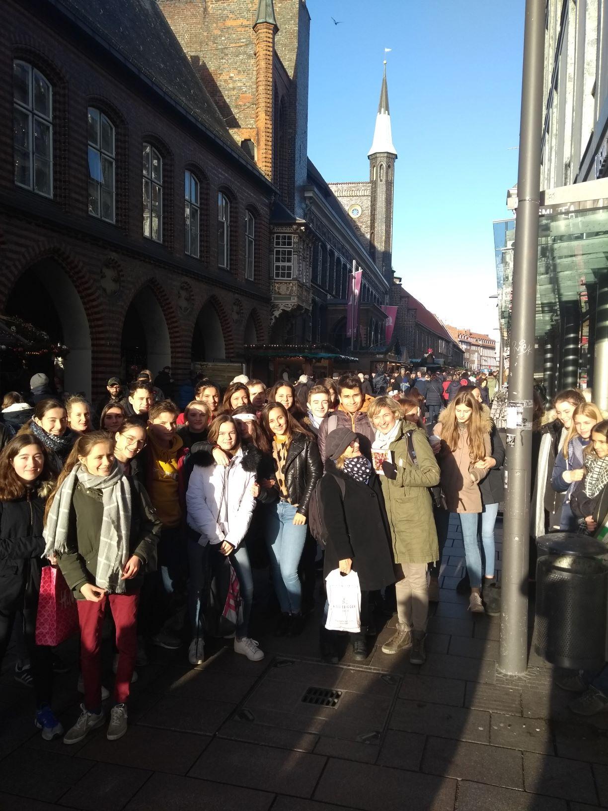 Bienvenue à Hambourg