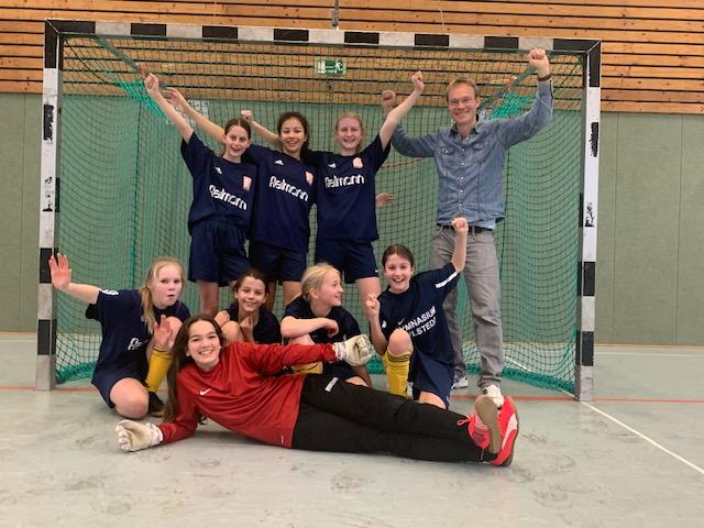 Starke Fußballerinnen erreichen die Finalrunde