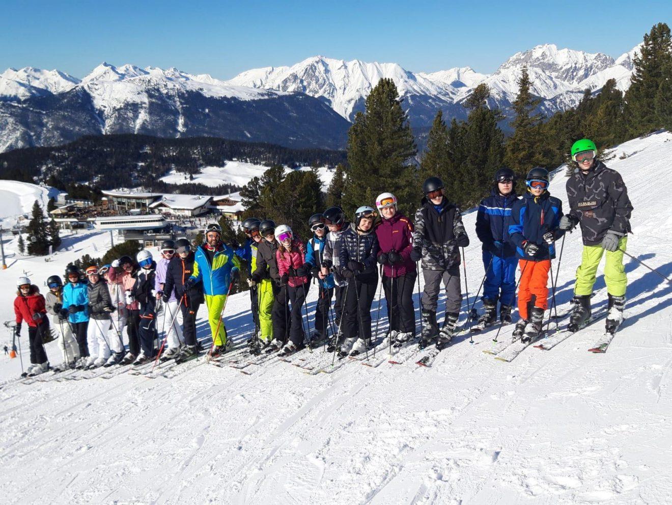 Skireise Sport XXL Klasse 8