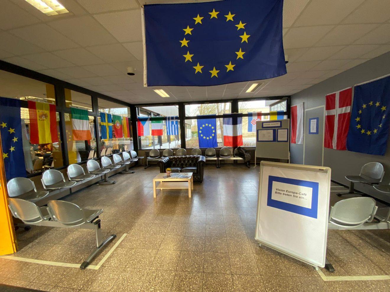 Vision Europacafé... Ihr seid gefragt!