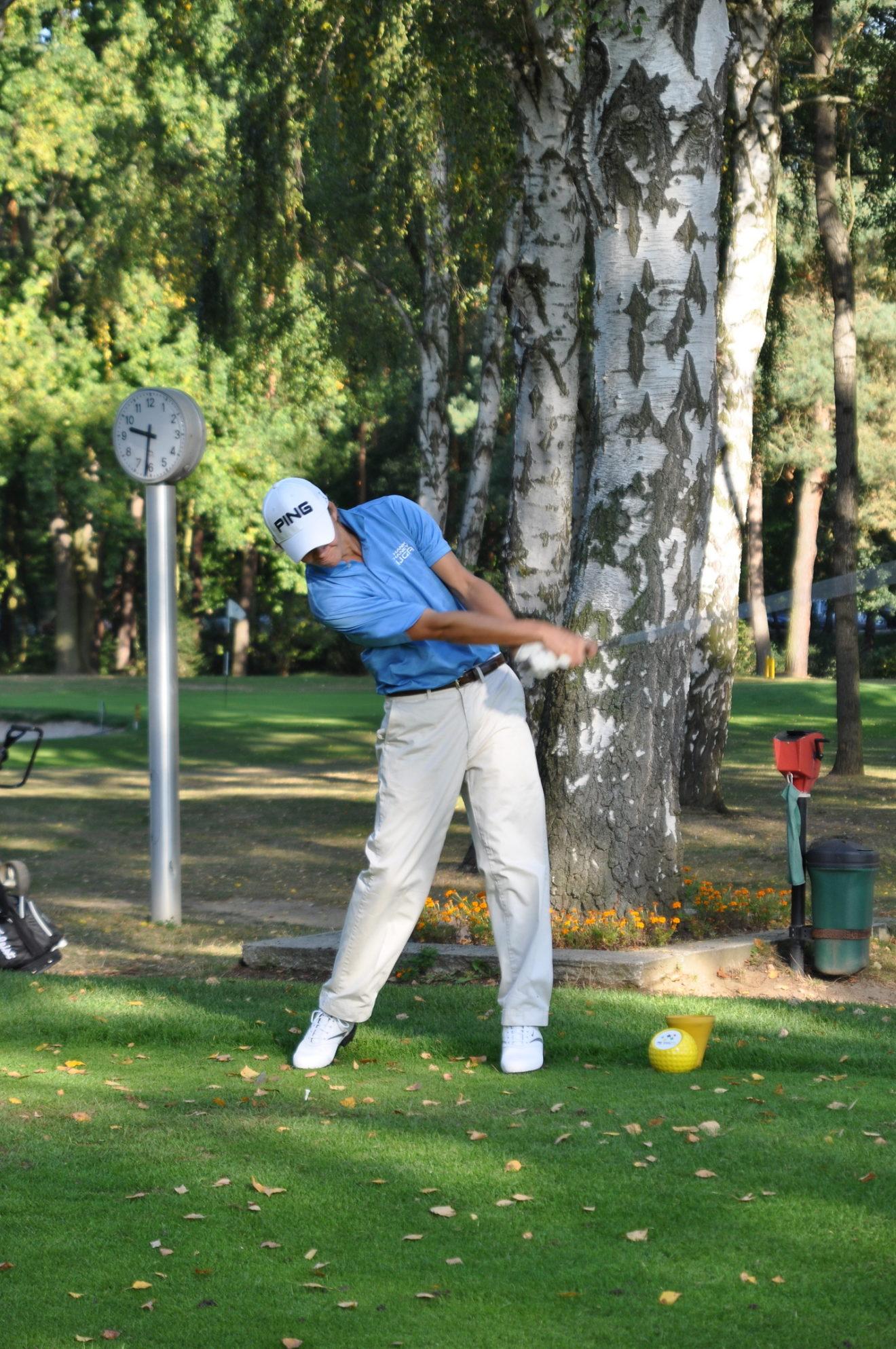 Golf am Gymnasium Ohlstedt - Die Geschichte